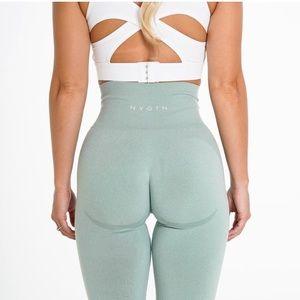 NVGTN contour seamless leggings 💚